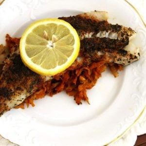 FIT Ryba po grecku